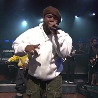 Raekwon featuring Ghostface Killah - Rock N Roll (Live on Fallon)