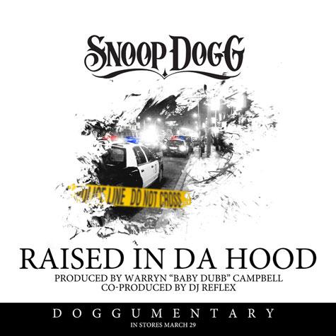 Snoop Dogg - Raised in Da Hood