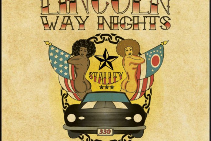 Stalley - Lincoln Way Nights (Intelligent Trunk Music) Artwork & Tracklisting