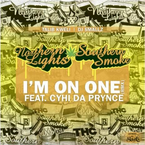 Talib Kweli featuring CyHi Da Prince - I'm On One (Remix)