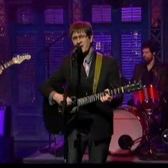 The Mountain Goats - Birth of Serpents (Live on Letterman)