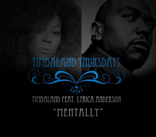 Timbaland featuring Lyrica Anderson - Mentality