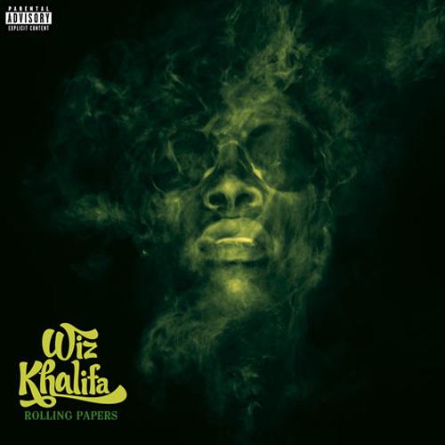 Wiz Khalifa - Rolling Papers (Artwork)
