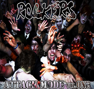 RockersNYC Presents: ATTACK MODE (Mixtape Vol. 1)