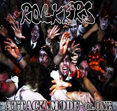 RockersNYC Presents: ATTACK MODE (Mixtape Vol. 1)