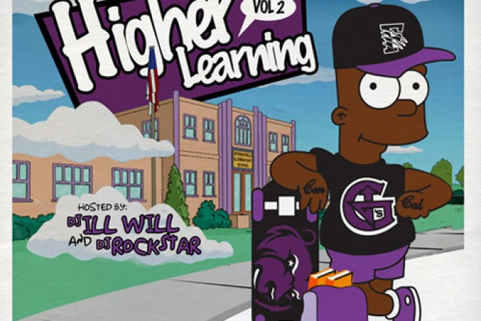 Fashawn - Higher Learning 2 (Mixtape)
