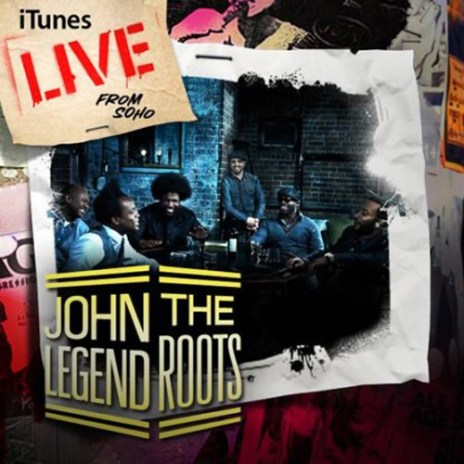 John Legend & The Roots – Shine (iTunes Live from Soho)