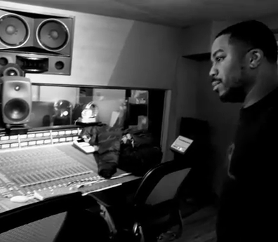 "Just Blaze Gives Tour of New ""Stadium Red"" Studio"