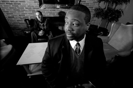 Phonte - Paper Lines (Produced by 9th Wonder)