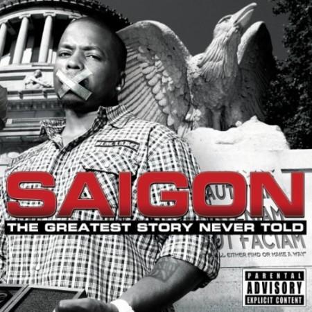 Saigon featuring Q-Tip & Fatman Scoop – The Invitation