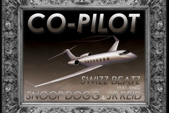 Swizz Beatz featuring Snoop Dogg & JR Reid - Co-Pilot