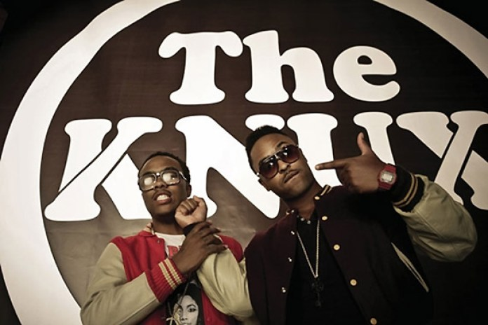 The Knux – She's So Up