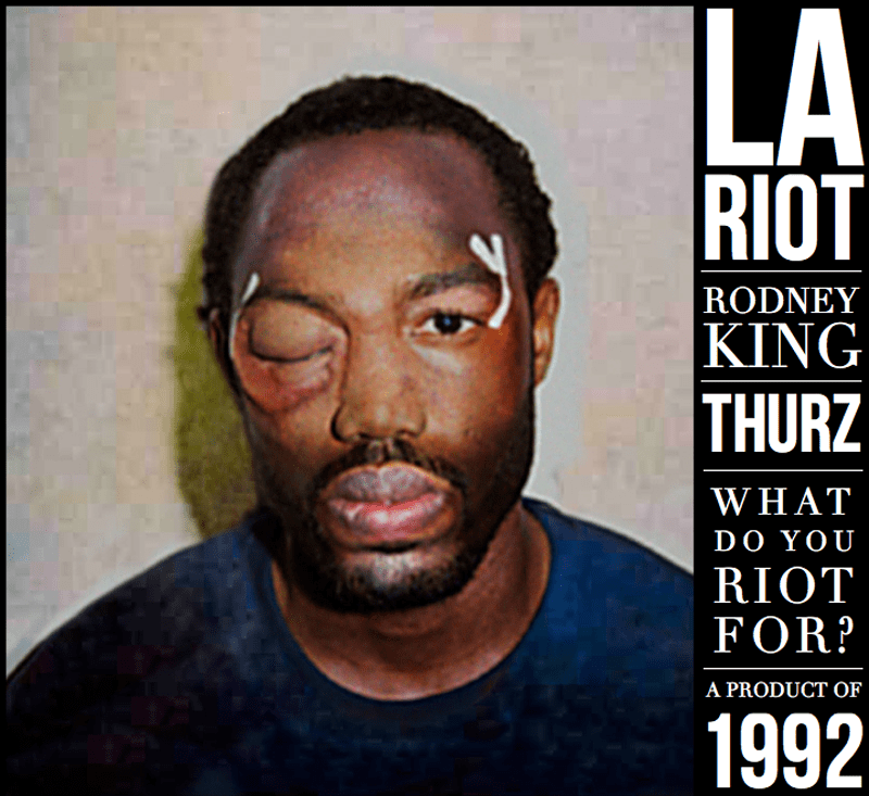 THURZ - Rodney King