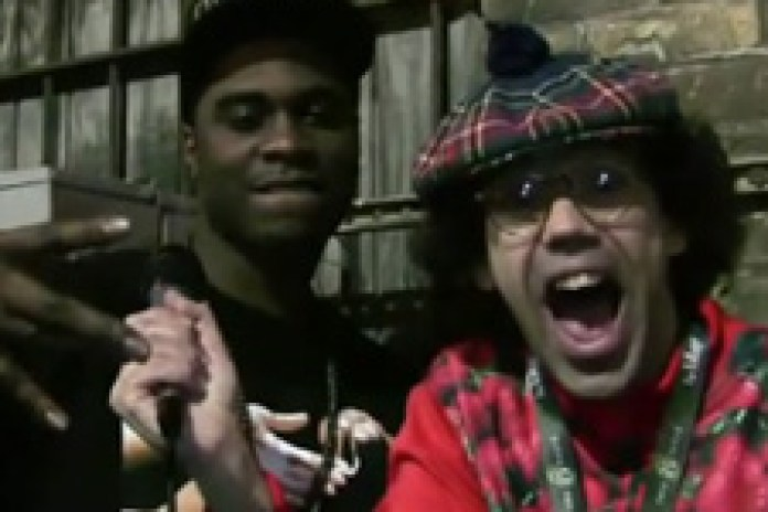 Nardwuar Interviews Big K.R.I.T.