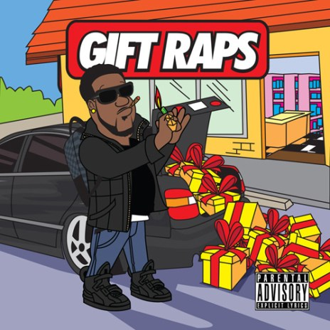 Chip Tha Ripper - Gift Raps (FreEP)