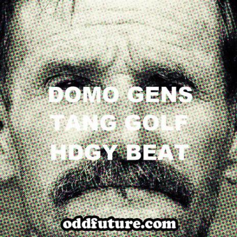 Domo Genesis & Hodgy Beats - Tang Golf