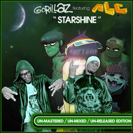 Gorillaz featuring Phi Life Cypher - Starshine (Demo)