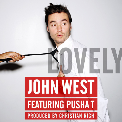 John West featuring Pusha T – Lovely