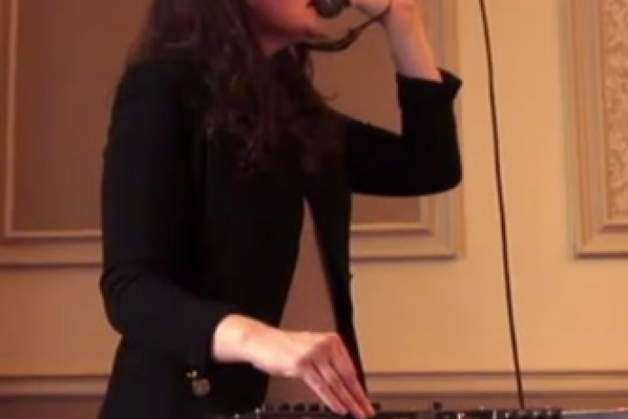 Julianna Barwick - Bob in Your Gait (Live at SXSW)