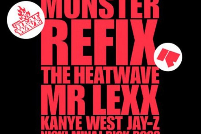 Kanye West featuring Nicki Minaj & Mr Lexx - Monster