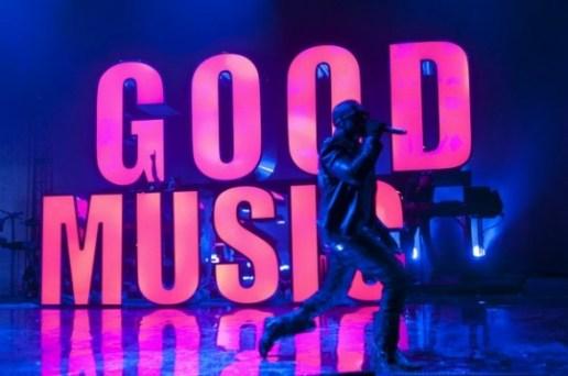 Kanye West & G.O.O.D. Music Family @ SXSW