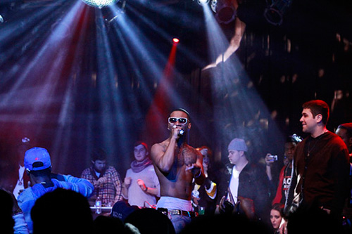 Lil B Signs Tour Deal with Live Nation