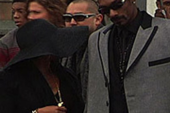 Nate Dogg Funeral