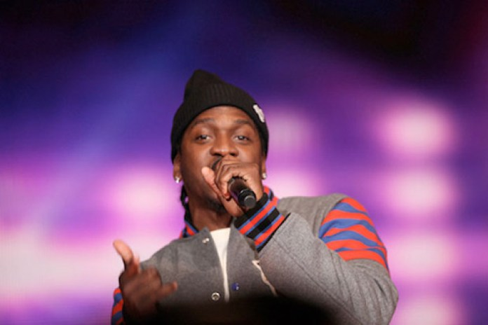 """Pusha T Announces Release Date for """"Fear of God"""""""