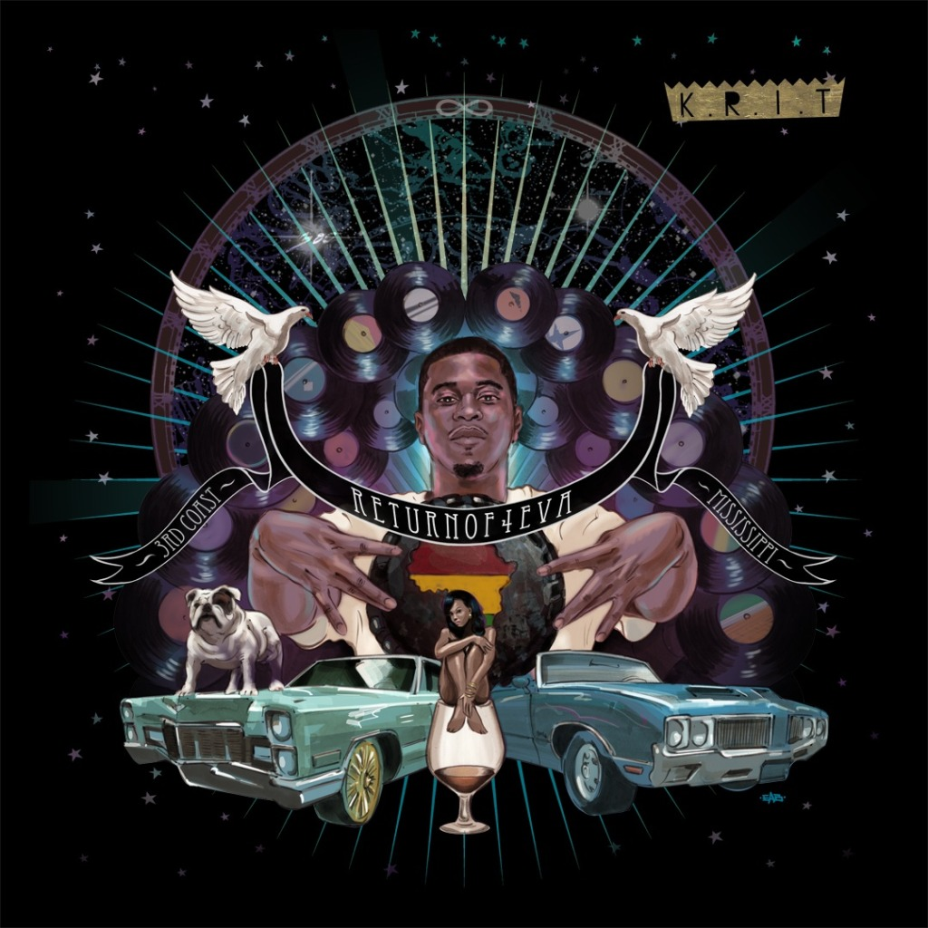 Big K.R.I.T. - Return of 4eva (Mixtape)