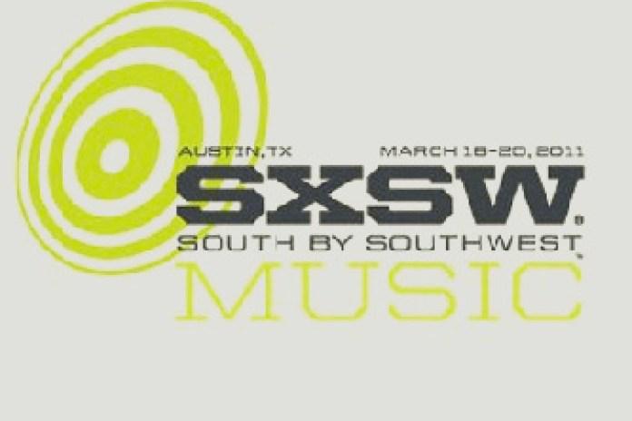 SXSW 2011 Music Schedule