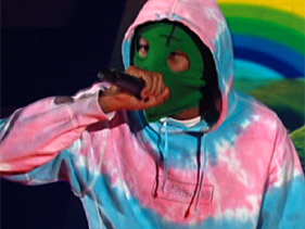 Odd Future Performs Live at the 2011 mtvU Woodie Awards