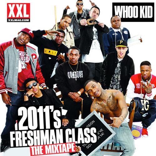 XXL 2011 Freshman Class - The Mixtape