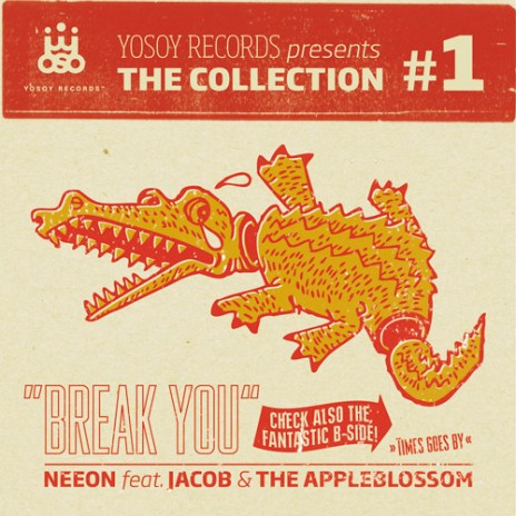 Neeon featuring Jacob & The Appleblossom - Break You (Snippet)
