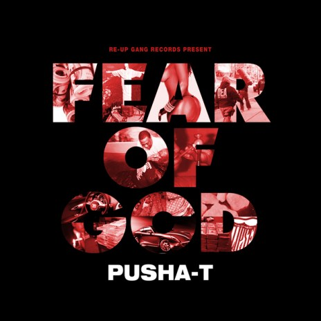Pusha T - Fear of God (Mixtape Artwork)