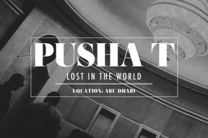 Pusha T - Lost in the World
