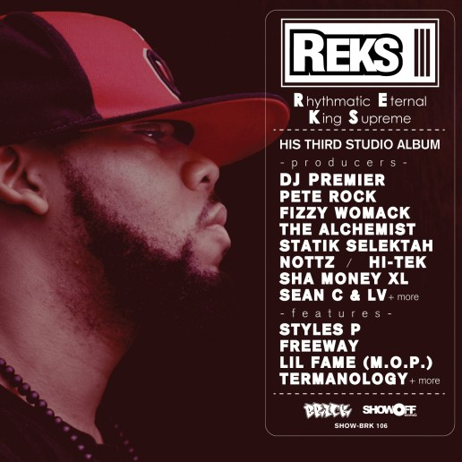 REKS featuring Termanology - Face Off (Produced by Sha Money XL)