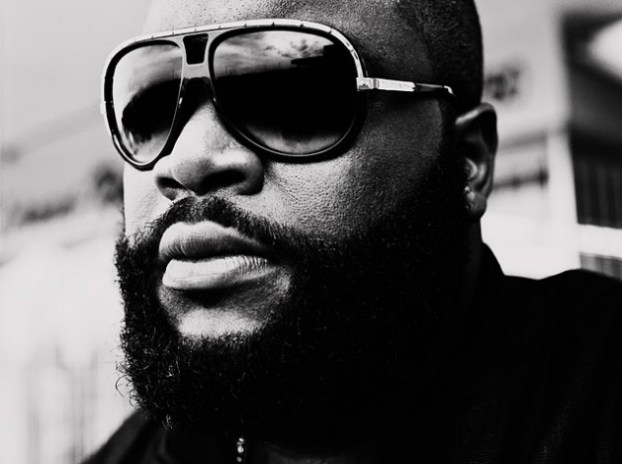Rick Ross featuring Wale & Wiz Khalifa - RetroSuperFuture