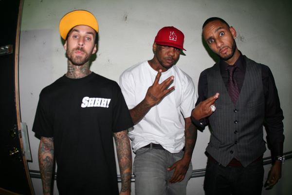 Travis Barker featuring Swizz Beatz, Game, Lil Wayne & Rick Ross - Can a Drummer Get Some (Remix)