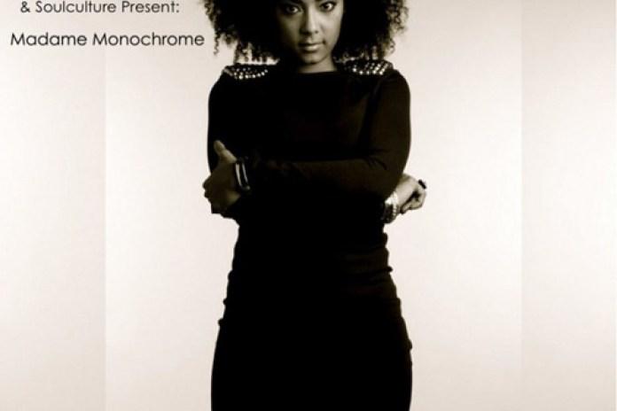 Amanda Diva - Madame Monochrome (FreEp)