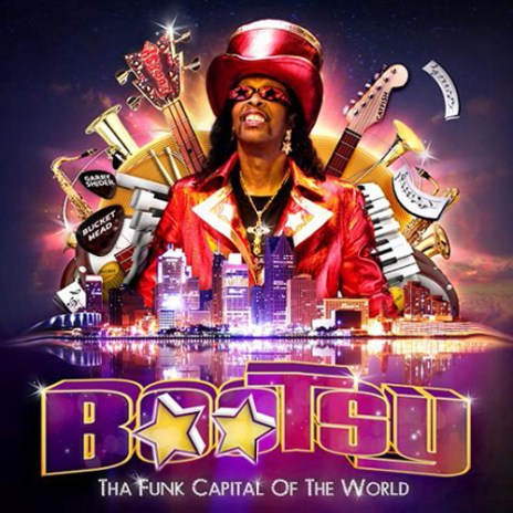 Bootsy Collins featuring Ice Cube, Snoop Dogg & Chuck D - Hip Hop @ Funk U