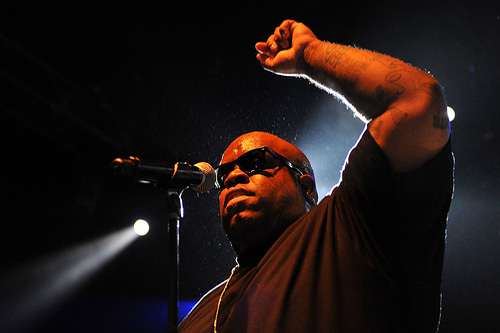 """Cee Lo Green's """"F**k You"""" Claims Record-Breaking No. 1"""