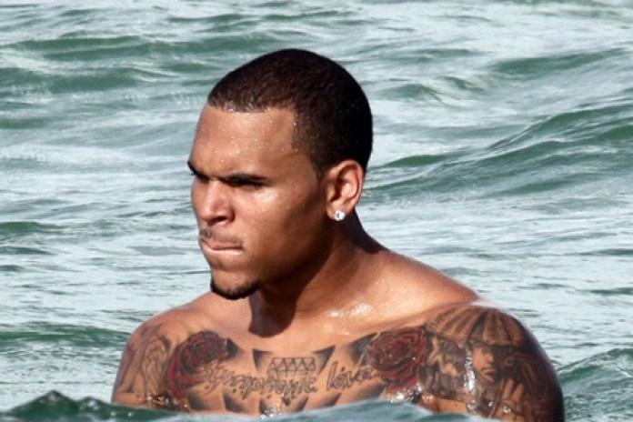 Chris Brown - Treading Water
