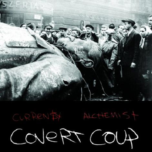 Curren$y x Alchemist - Covert Coup (Mixtape)