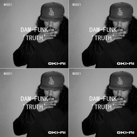 DâM-FunK – Truth (Mixtape for oki-ni)