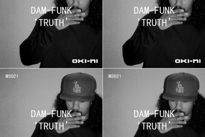 DâM-FunK – Truth (Mixtape for oki-ni)