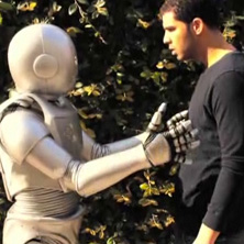 Drake x Funny or Die: Real Men Are Distrustful of Robots