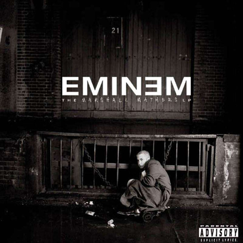 Eminem's 'The Marshall Mathers LP' goes Diamond