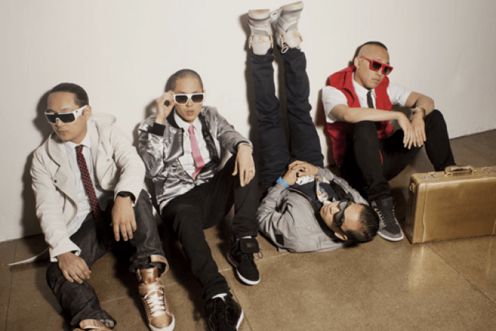 Far East Movement featuring Bruno Mars - Rocketeer