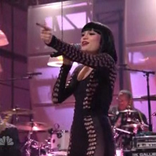Jessie J - Price Tag (Live on The Tonight Show with Jay Leno)