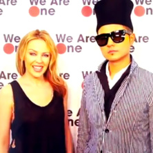 VERBAL x Kylie Minogue - We Are One 4 Japan
